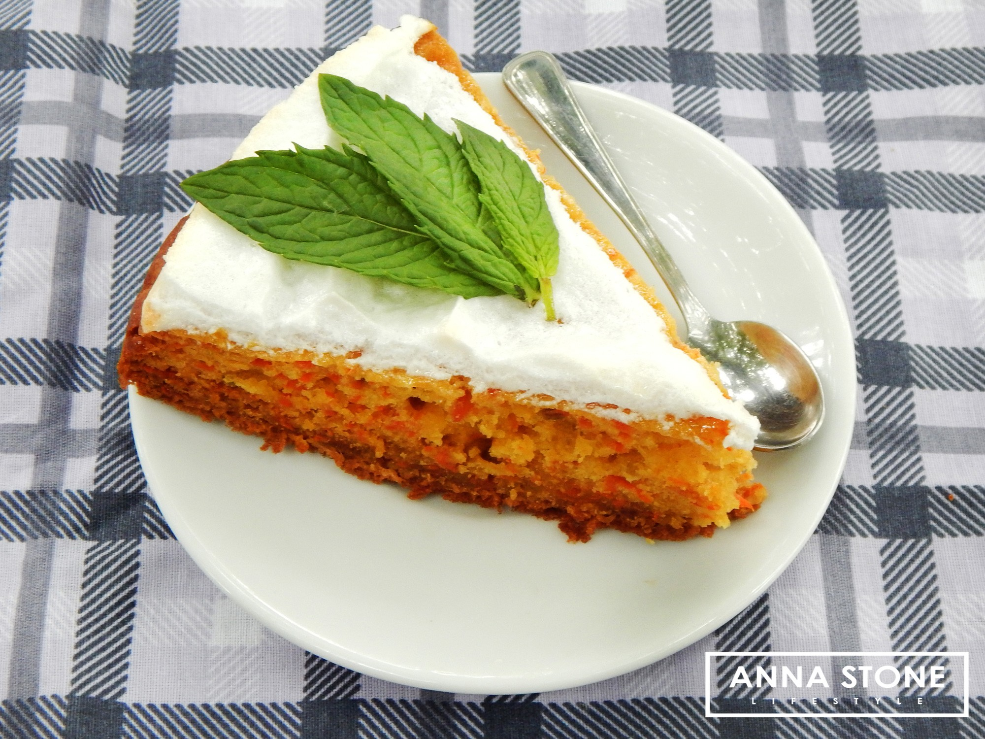 Image for Tropical carrot cake