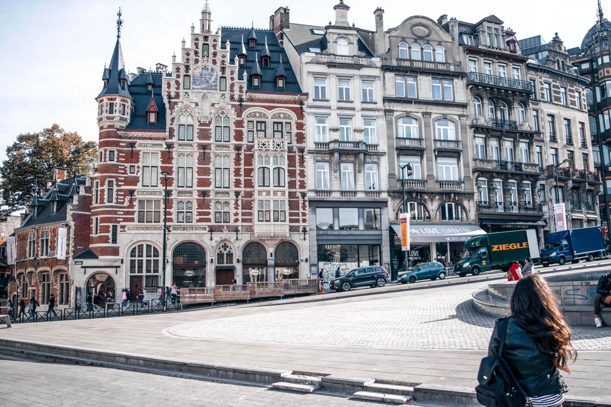 Image for Brussels – a multicultural and artistic place